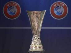 Europa League draw. AFP