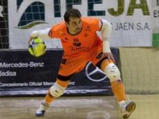 Fabio Alvira regresa a la Selección tres años después. JaenFS