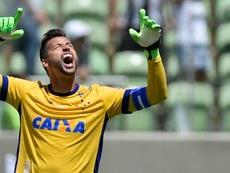 Fábio confirma permanência no Cruzeiro. Twitter