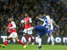 O FC Porto deu a volta ao marcador e venceu em Braga. Twitter@FCPorto