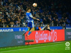 Dépor y Almería no fueron capaces de pasar del empate. LaLiga