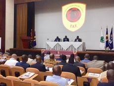 Federação Angolana tinha futebol suspenso por 15 dias. Federação Angolana de Futebol