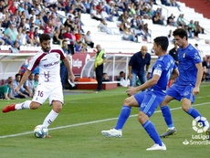 El Oviedo consiguió el segundo tanto en el último minuto reglamentario. LaLiga