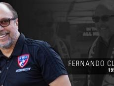 Muere Fernando Clavijo, leyenda de Estados Unidos. FCDallas