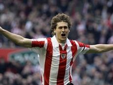 El Athletic sacó tajada del traspaso de Llorente del Swansea al Tottenham. EFE