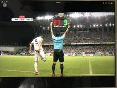 Torres já sabe o que é jogar pelo Sagan Tosu. Captura