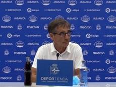 El Dépor ultima la llegada del uruguayo Ignacio González. Captura/RCDeportivo