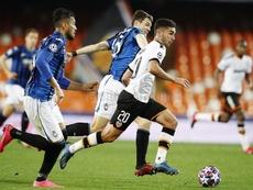 La Juve, dispuesta a todo por Ferran Torres. ValenciaCF
