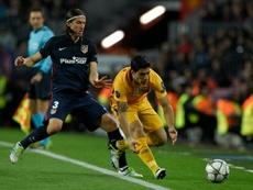 Filipe-Barça, la historia de un amor no correspondido. AFP