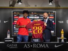 Bianda becomes Roma's ninth new signing. Roma
