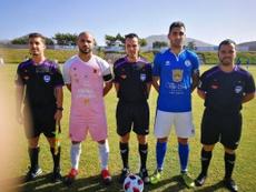 El Lanzarote se verá las caras con el Tenisca. CDMarino