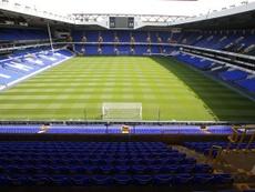 Spurs' former home White Hart Lane. AFP
