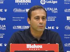 El Alcorcón consiguió la tercera victoria de la temporada. Captura/AD_Alcorcón