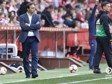 Fran Fernández no se fia del Tenerife. LaLiga