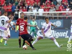 El Valencia quiere recuperar y renovar a Fran Villalba (d). LaLiga