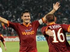 La Roma perd deux de ses grandes légendes. ASRoma