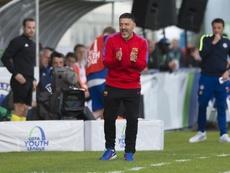 O substituto de Setién pode ser o técnico da Equipe B. FCBarcelonaB