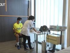 VÍDEO: Pedri y Trincao, listos para su primer entrenamiento en el Barça. DUGOUT