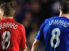 Gerrad soutien Lampard.