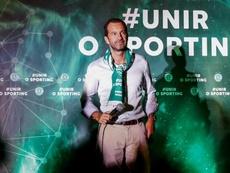 Frederico Varandas novo presidente do Sporting Portugal. Twitter @FamLeonina