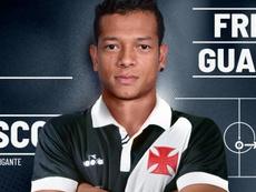 Fredy Guarín firma con Vasco da Gama. VascodaGama