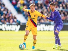 Le Barça garde le cap dans la douleur. FCBarcelona