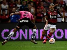 Flamengo ganó la Recopa Sudamericana. Flamengo