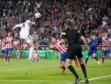 Madrid y Atlético, conocidos de las finales europeas. AFP/EFE