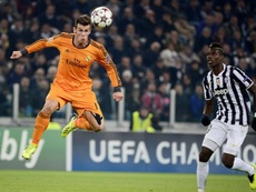 Real Madrid's Bale may go to Man Utd and Pogba could move in the other direction. AFP