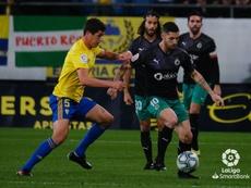 El Cádiz venció 1-0. LaLiga