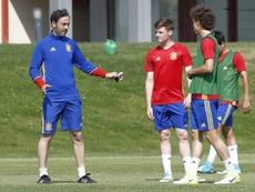 España Sub 17 disputará dos partidos amistosos en tierras murcianas. RFEF