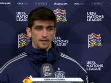 Un but tous les deux match pour Moreno avec la Roja. Teledeporte