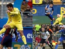 Gerard Moreno, Calleri y Janssen son las prioridades del Betis. BeSoccer/EFE