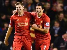 José Enrique cree que Suárez fue más feliz en Anfield. LiverpoolFC
