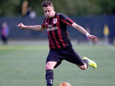 Felicioli continuará con su carrera en el Venezia. ACMilan
