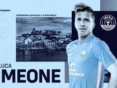 Gianlucia Simeone jugará en España. IbizaUD