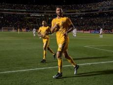 Gignac continue à empiler les buts au Mexique. EFE