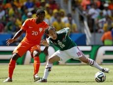Holanda remontó en un partido de doloroso recuerdo para México. EFE