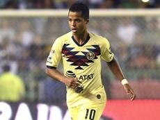 Gio Dos Santos podría volver antes de lo previsto. ClubAmérica