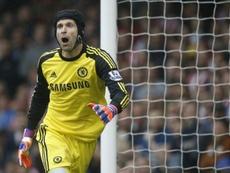Cech volverá al Chelsea como director deportivo. AFP