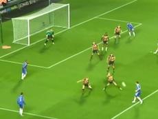 Lampard a marqué en 2008 un lob inoubliable. ChelseaFC
