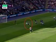Kane no desaprovecha la más mínima oportunidad de marcar. Captura/SportCanli
