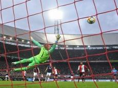 El Feyenoord ganó 2-1. Feyenoord