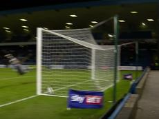 El balón traspasó la línea de gol claramente. Captura/Youtube