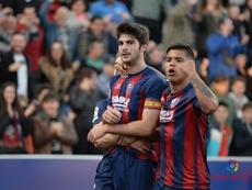 El Huesca sigue dominando con puño de hierro la Segunda. LaLiga/Archivo