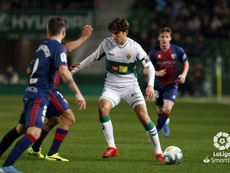 Gonzalo Villar, a un paso de la Roma. LaLiga