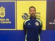 El Gran Canaria FS anunció el regreso de Gorka Aguiar a sus filas. Twitter/GranCanariaFS