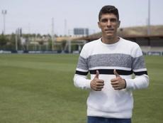 Osasuna refuerza su filial con un defensa del Castilla. CAOsasuna