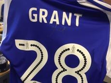 Grant portará el número 28 en el Ipswich. ITFC