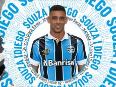 Diego Souza tenta ser outro acerto de Renato. Grêmio